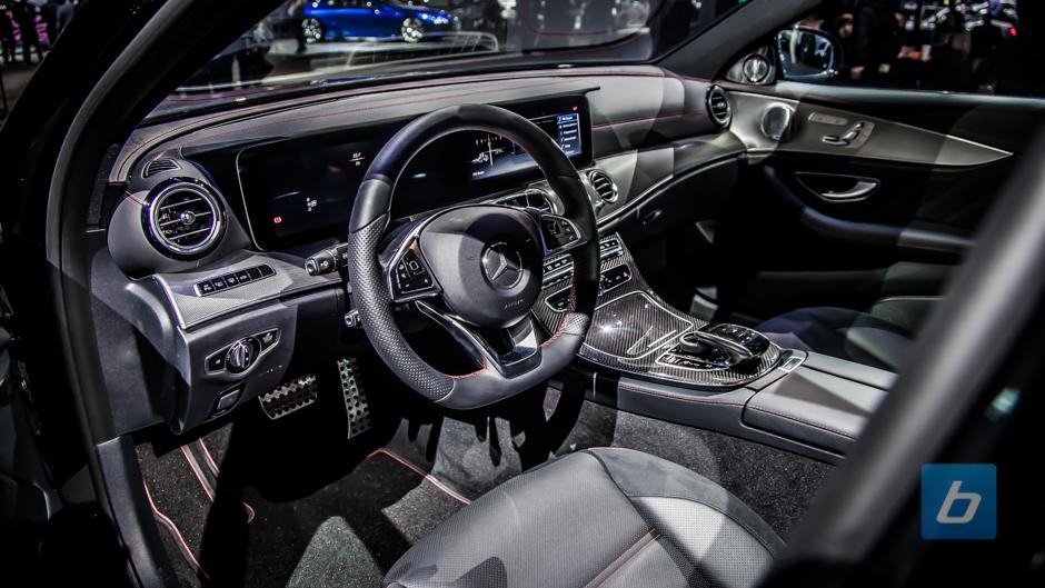 2017 Mercedes Amg E43 Nyias 11