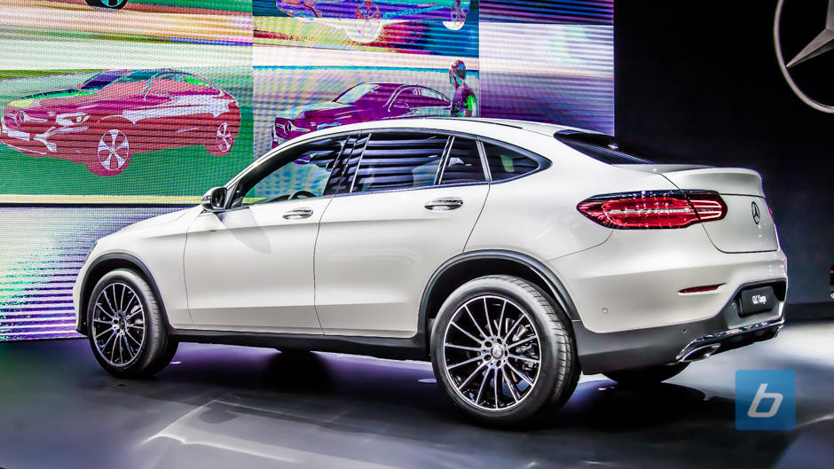 2017 mercedes benz glc coupe nyias 6. Black Bedroom Furniture Sets. Home Design Ideas