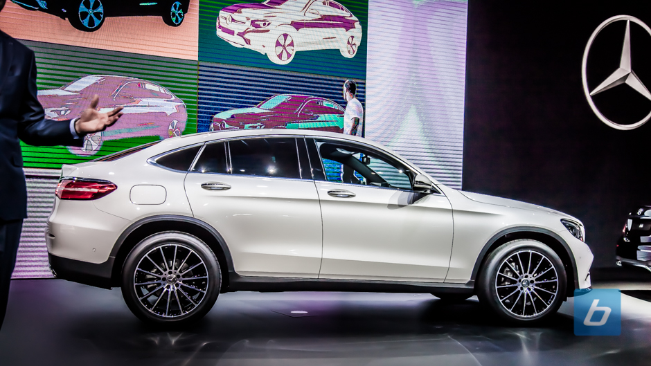 2017 mercedes benz glc coupe nyias 9. Black Bedroom Furniture Sets. Home Design Ideas