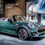 MINI Clubman ALL4 and JCW Convertible Make World Debut