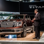 2017 Nissan TITAN Crew Cab Debuts In New York