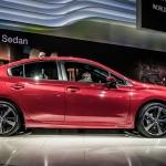 Subaru Debuts Fifth Generation Impreza in New York
