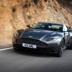 2017 Aston Martin DB11 Revealed in Geneva