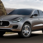 Maserati Introduces Levante SUV