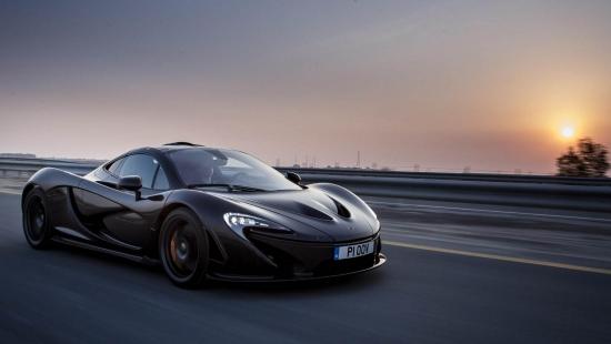 McLaren-P1-EV