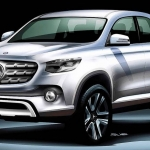 Mercedes May Unveil New Pick Up