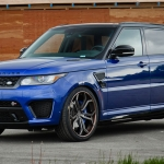 F-Type Engine for Range Rover Sport SVR