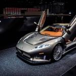 Spyker Unveils C8 Preliator