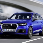 All New Audi SQ7 TDI Revealed