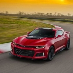 Camaro ZL1 Priced at $62,000