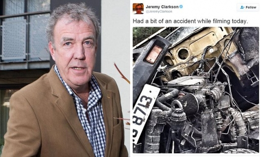 clarkson accident