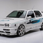 The Fast and the Furious Jetta Goes Up for Auction
