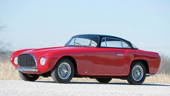 Ferrari 212 Inter Europa Vignale Coupé 1952