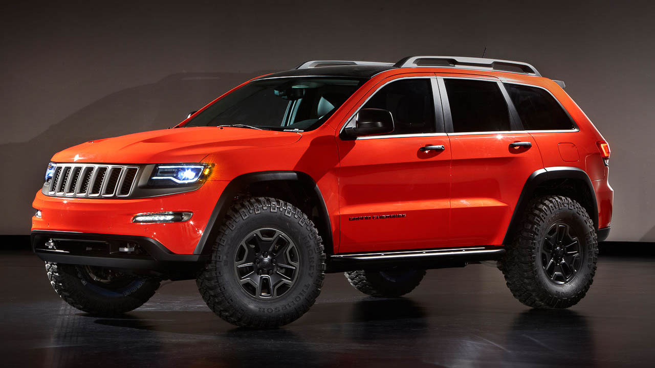 jeep grand cherokee trailhawk. Black Bedroom Furniture Sets. Home Design Ideas