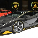 Lamborghini Centenario to Honor Mr. Lamborghini