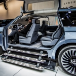 Lincoln Navigator Concept Unveiled in New York