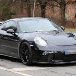 Porsche GT3 to Get Manual Transmission Again