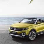 VW T-Cross Breeze Debuts in Geneva