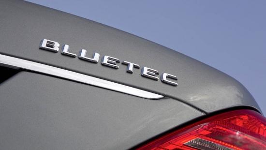 2012 Mercedes-Benz blueTEC