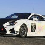 Lexus RCF GT Concept Debuts