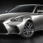 Refreshed Lexus IS Debuts at Beijing Auto Show