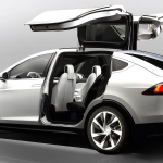 Tesla Model X Recalled for Faulty Seat