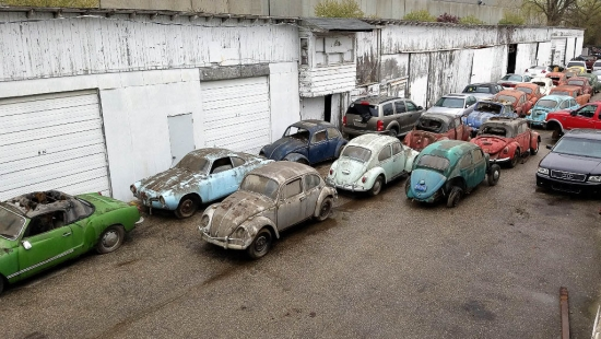 VW-Collection-In-Iowa