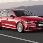 Refreshed Audi A3 Gets Sharper Image