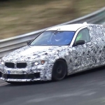 Next Generation BMW M5 Spotted Uncover