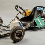 Own Mika Hakkinen's Go Kart
