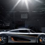 Koenigsegg Heads to the Nurburgring