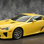 Lexus LFA Becoming More Affordable