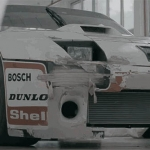 Porsche 924 GTP Restored