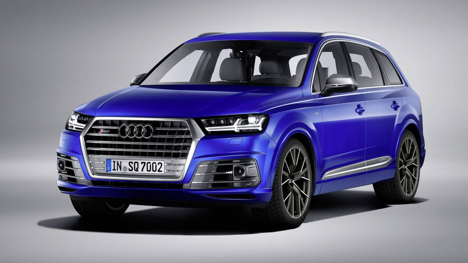 audi sq7 tdi to land stateside. Black Bedroom Furniture Sets. Home Design Ideas