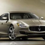 Maserati Recalled for Failing Suspension