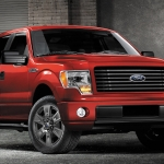Ford Recalling 270,000 F-150