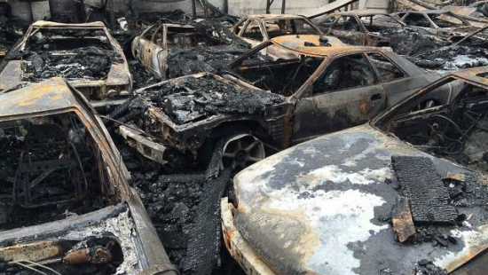 International-Vehicle-Importers-fire-2