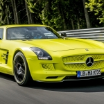 Mercedes to Release Four EV Cars