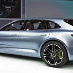 Porsche Panamara Shooting Brake set for North America