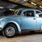 Almost New Vintage Beetle