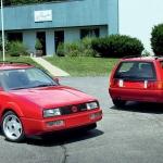 Volkswagen Corrado Concepts Sell for Big Money