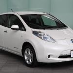 Next Nissan Leaf to Have 200 Mile Range