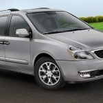 Kia Sedona Recalled Hood Latch
