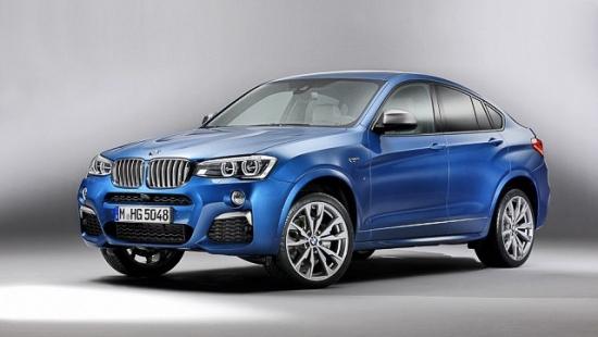 2017-BMW-X4-M40i