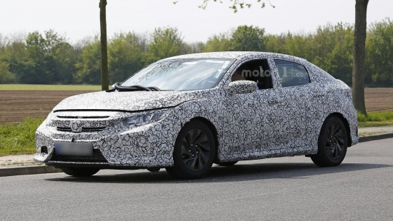 2017-honda-civic-hatchback-spy-photo