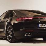 New Porsche Panamera Leaked