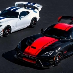 Special Vipers to Celebrate End of Production