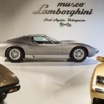 Lamborghini Museum Opens on 50th Miura Tour Rally