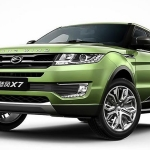 China Company Sued for Range Rover Ripoff