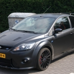 Ford Focus RS 500 Spied